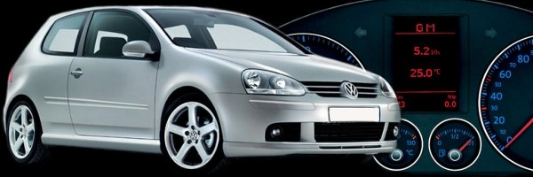Golf  V TDI 140 cv 4 Motion